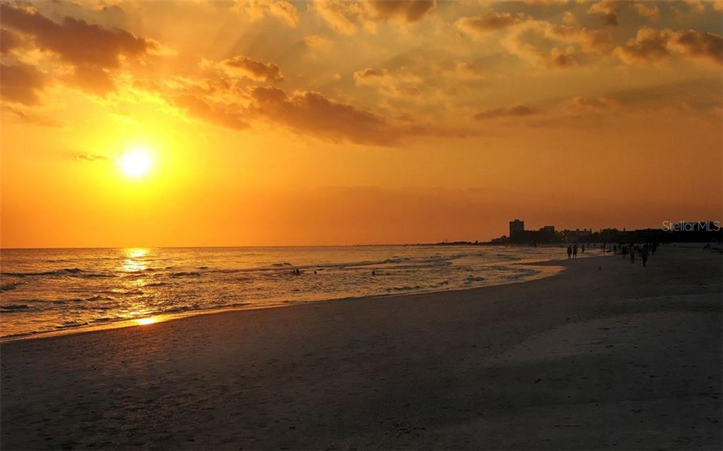 Sunset over Gulf of Mexico - Condo for sale at 6308 Midnight Pass Rd #4, Sarasota, FL 34242 - MLS Number is A4198360