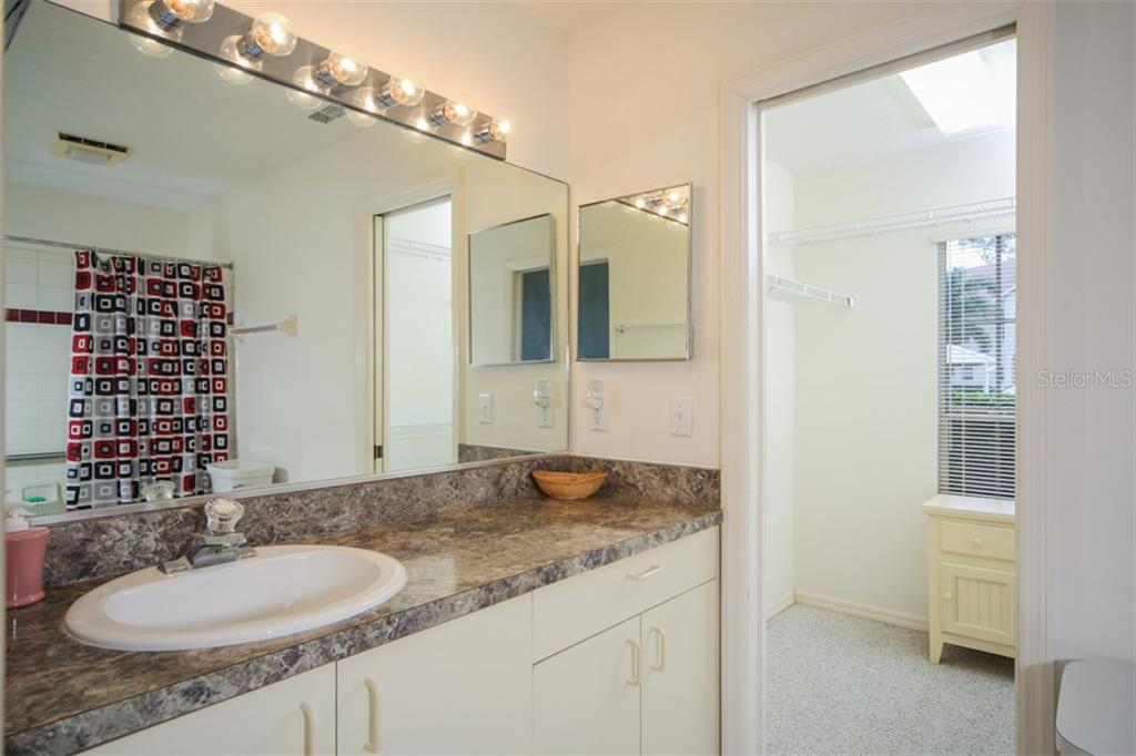 Master Bathroom - Condo for sale at 8390 Wingate Dr #517, Sarasota, FL 34238 - MLS Number is A4201592