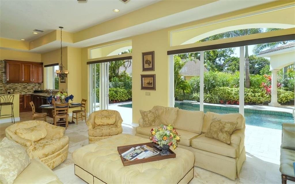Formal dining room - Single Family Home for sale at 1179 Morningside Pl, Sarasota, FL 34236 - MLS Number is A4209174