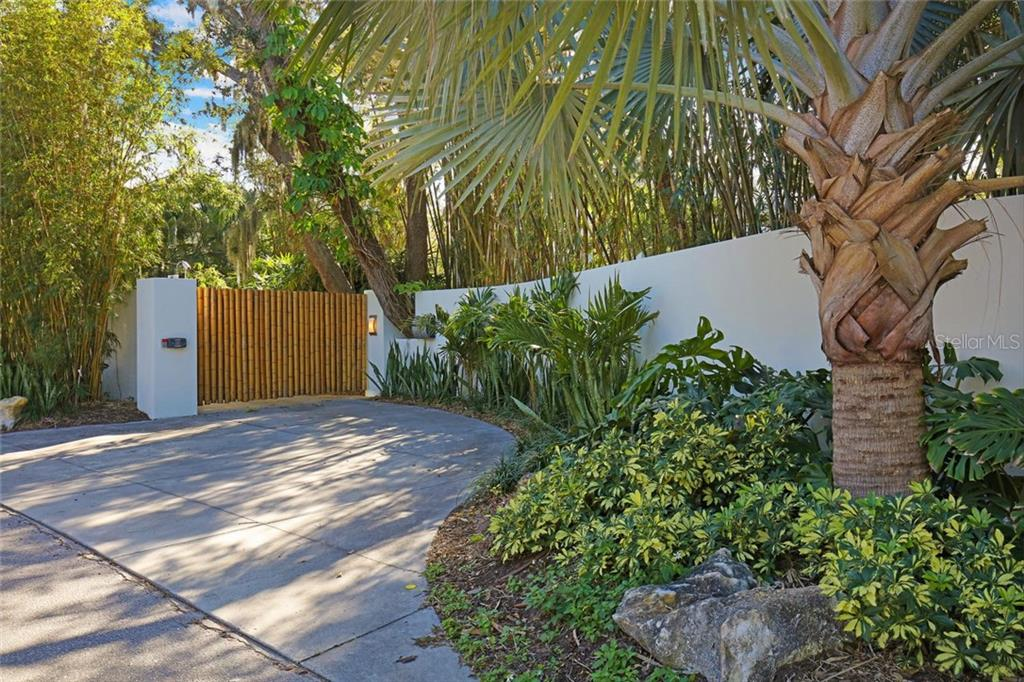 Survey - Single Family Home for sale at 1666 Bahia Vista St, Sarasota, FL 34239 - MLS Number is A4209599