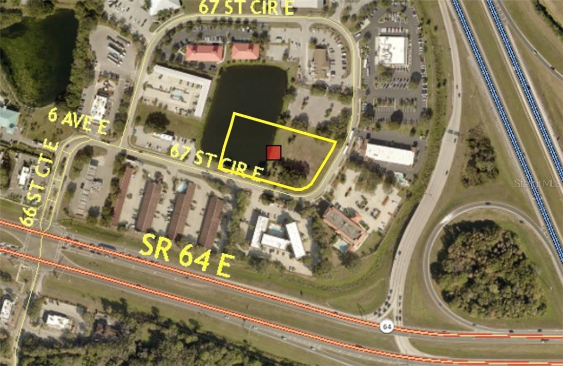 Vacant Land for sale at 647 67th Street Cir E, Bradenton, FL 34208 - MLS Number is A4209736