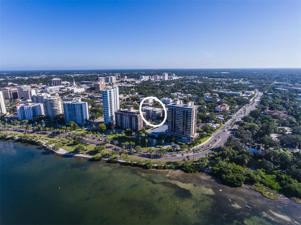 Condo for sale at 711 S Palm Ave #502, Sarasota, FL 34236 - MLS Number is A4210163