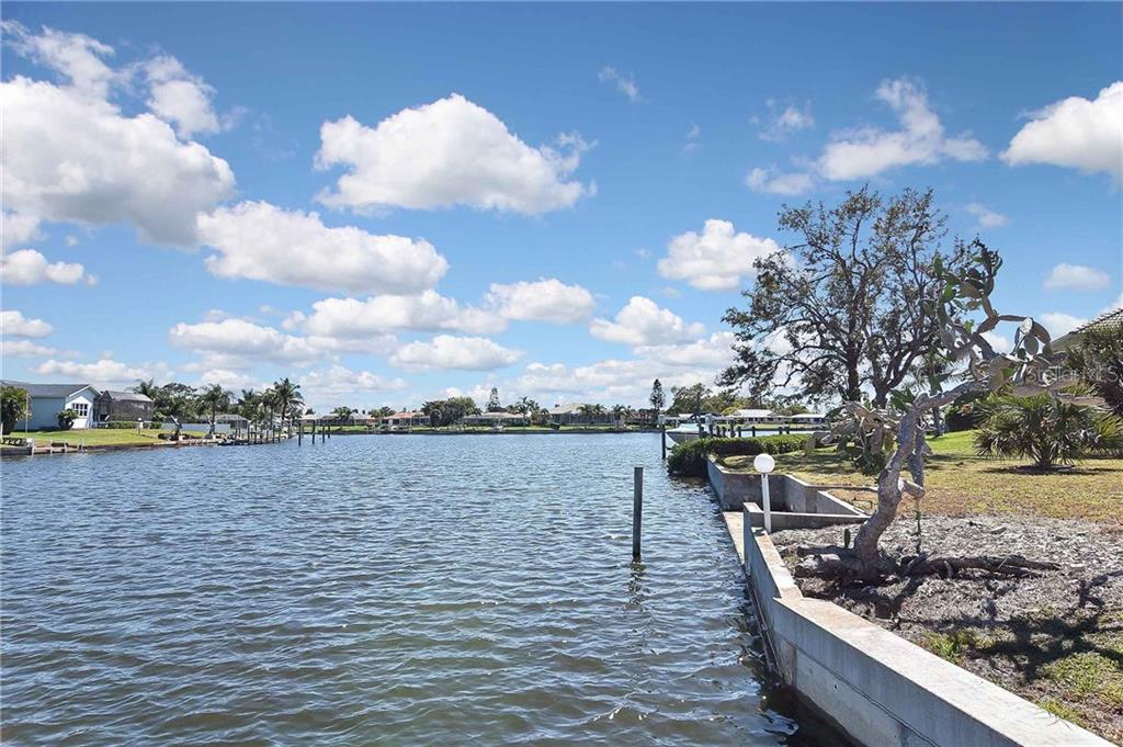 Super wide canal - Single Family Home for sale at 1953 Fairview Dr, Englewood, FL 34223 - MLS Number is A4213338