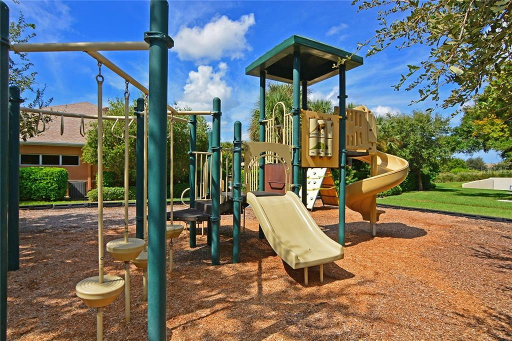 Playground. - Single Family Home for sale at 3729 Summerwind Cir, Bradenton, FL 34209 - MLS Number is A4215992