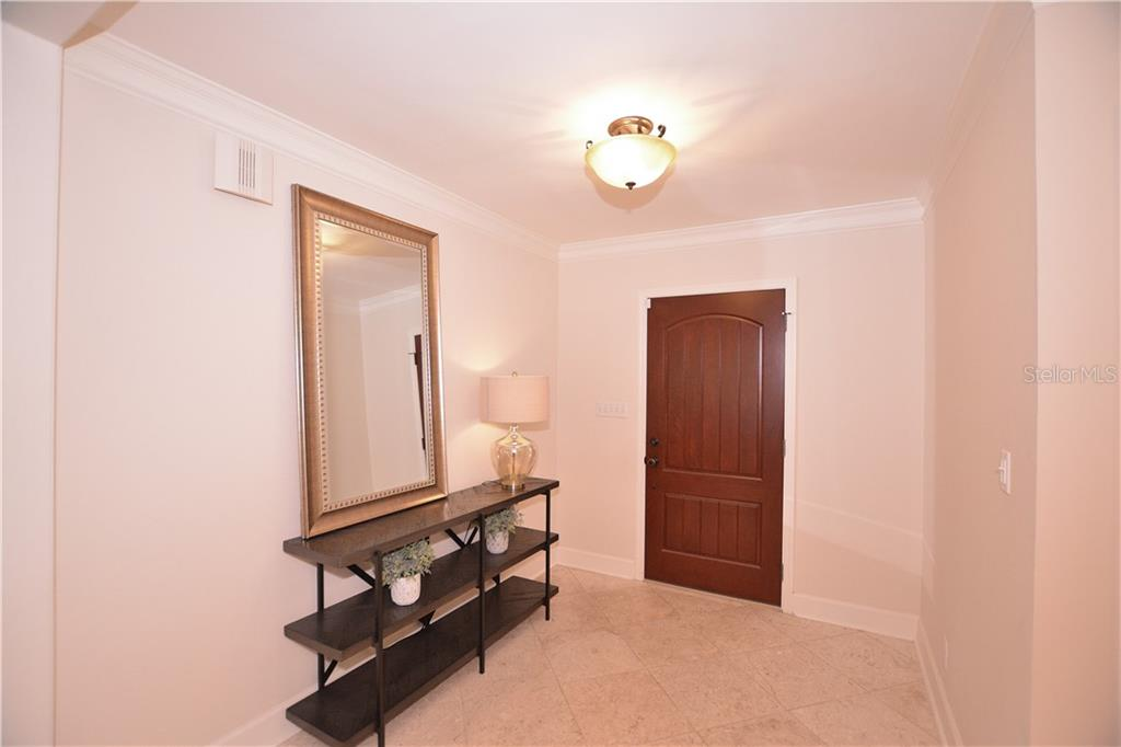 Spacious Foyer - Single Family Home for sale at 1670 Bay View Dr, Sarasota, FL 34239 - MLS Number is A4400079