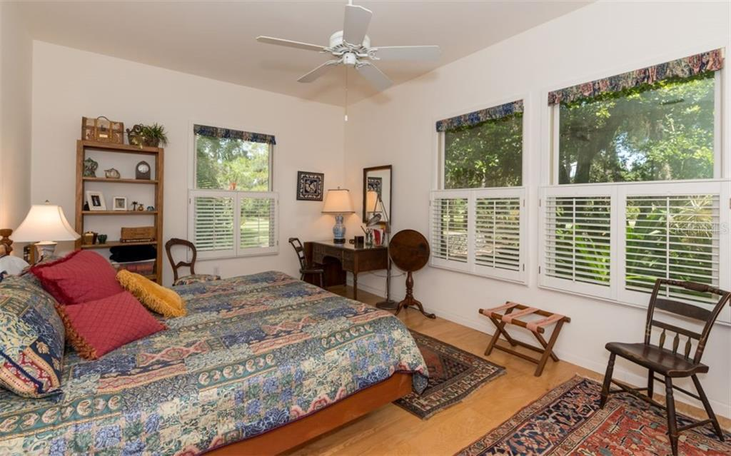Main House Second Bedroom - Single Family Home for sale at 7865 27th St E, Sarasota, FL 34243 - MLS Number is A4400492