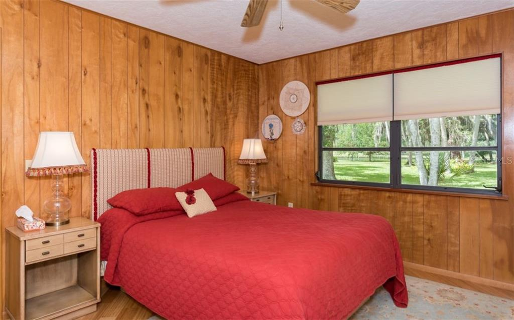 Guest House Master Bedroom - Single Family Home for sale at 7865 27th St E, Sarasota, FL 34243 - MLS Number is A4400492