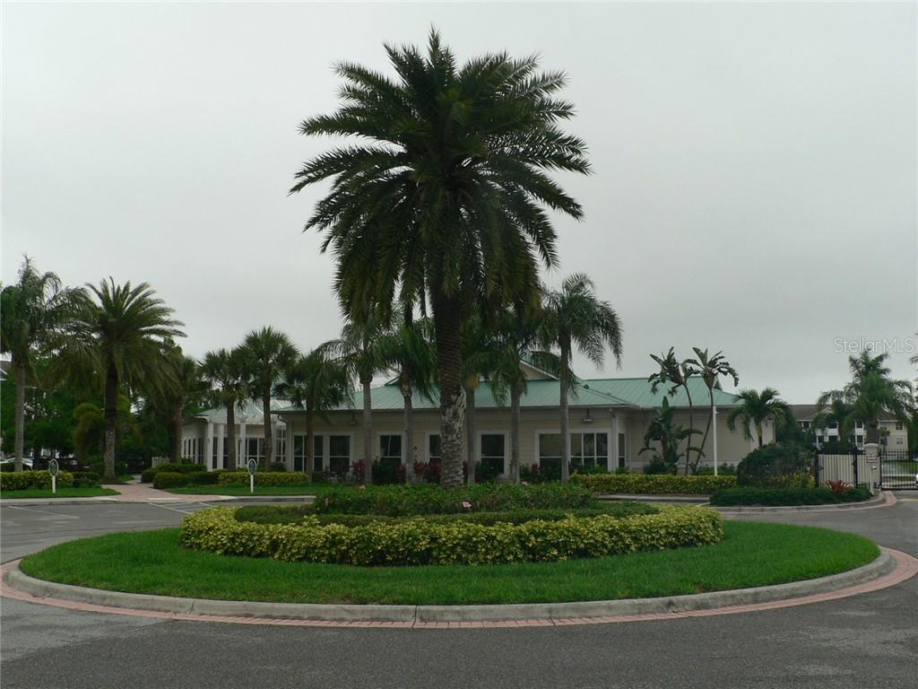 Club House and Community Pool - Condo for sale at 4802 51st St W #906, Bradenton, FL 34210 - MLS Number is A4403780