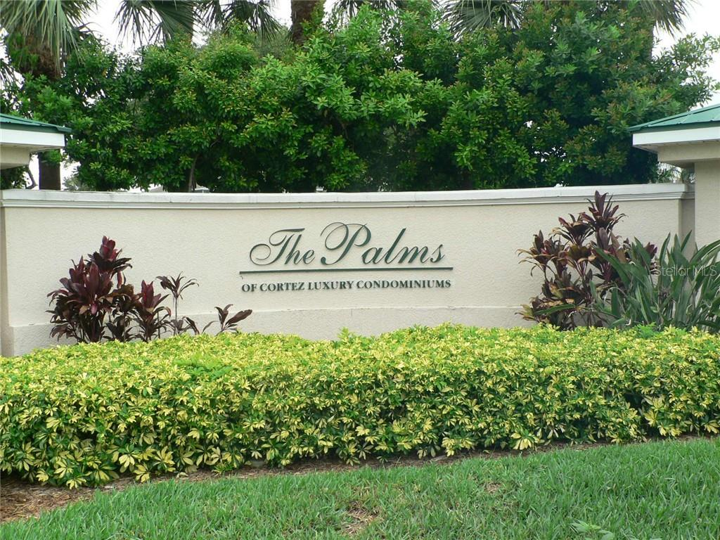 Entrance - Condo for sale at 4802 51st St W #906, Bradenton, FL 34210 - MLS Number is A4403780