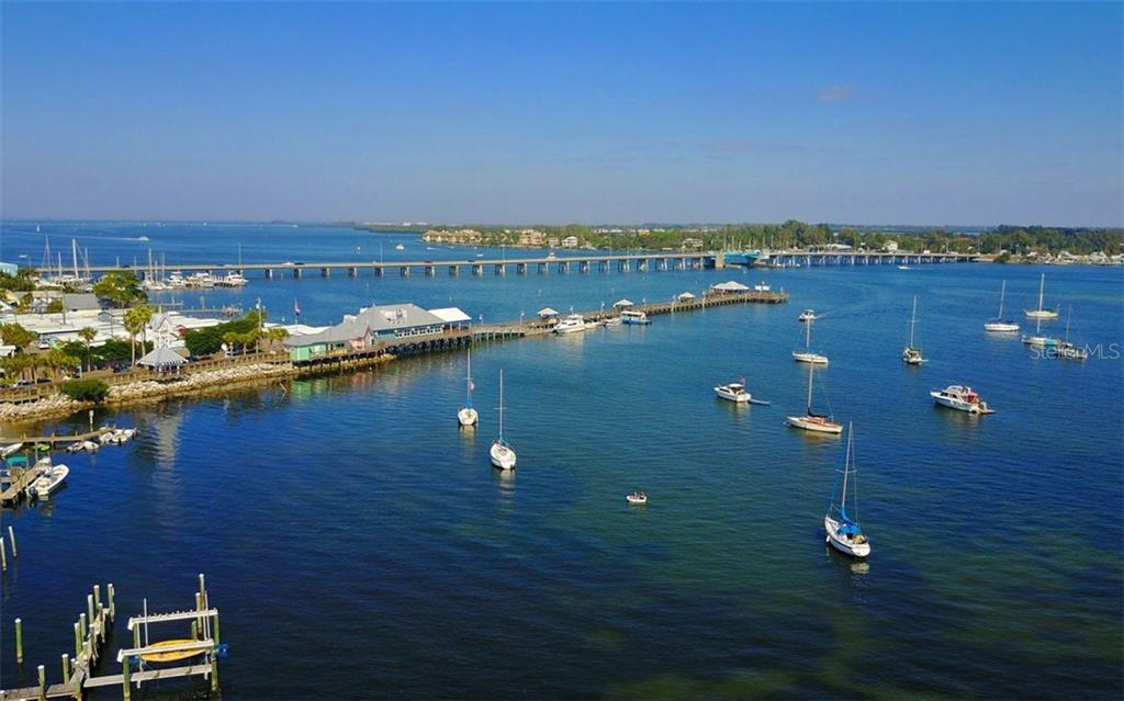Bradenton Beach is great for dining, fishing and boating - Condo for sale at 5200 Gulf Dr #101, Holmes Beach, FL 34217 - MLS Number is A4404016