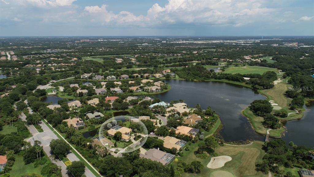 University Park Country Club is a guard-gated community with golf, tennis & fitness. - Single Family Home for sale at 7309 Barclay Ct, University Park, FL 34201 - MLS Number is A4406768