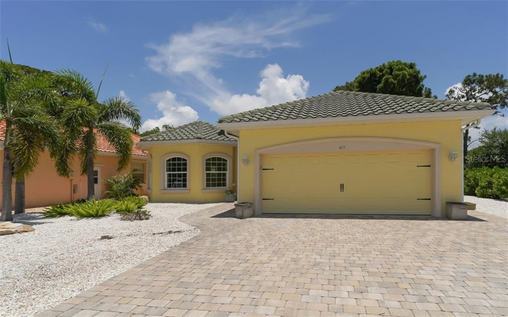 New Supplement - Single Family Home for sale at 417 Beach Park Blvd, Venice, FL 34285 - MLS Number is A4406804