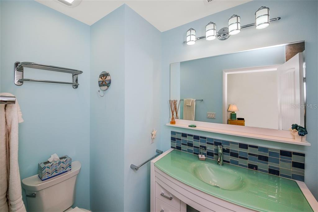 Guest Bath - Condo for sale at 1910 Harbourside Dr #503, Longboat Key, FL 34228 - MLS Number is A4409634
