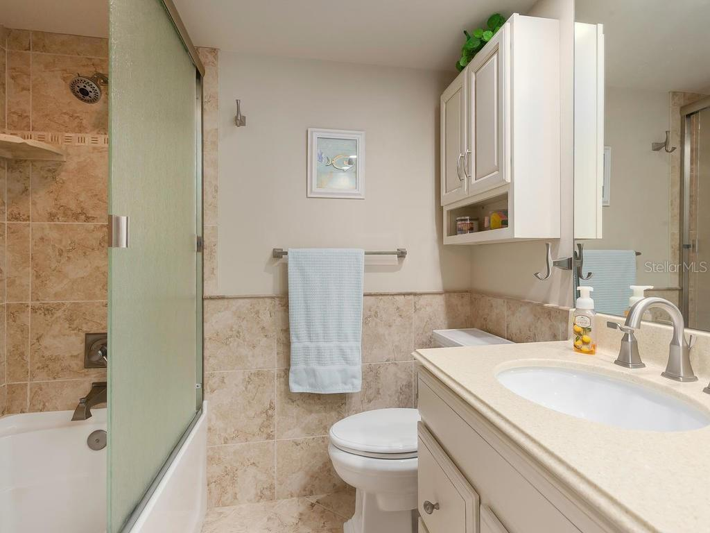 Master Bathroom - Condo for sale at 5780 Midnight Pass Rd #208, Sarasota, FL 34242 - MLS Number is A4411755