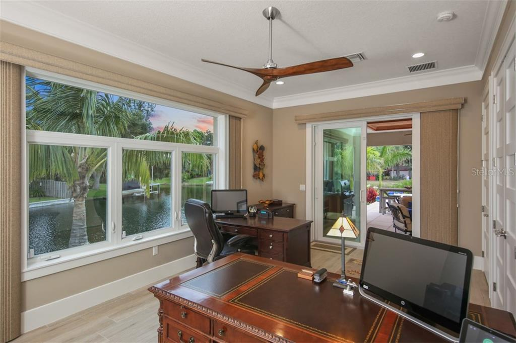 Bedroom 4, game-room or office - Single Family Home for sale at 4847 Primrose Path, Sarasota, FL 34242 - MLS Number is A4415116