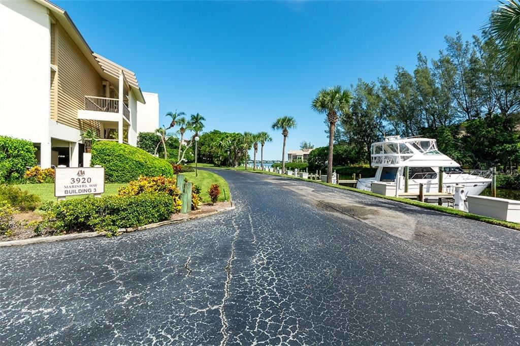 Water views out the front lanai and back lanai as well. - Condo for sale at 3920 Mariners Way #323a, Cortez, FL 34215 - MLS Number is A4416115