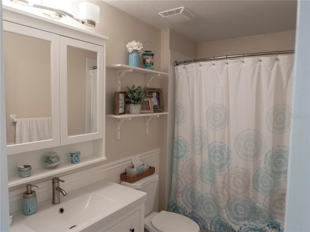 Guests will appreciate having their own bathroom when they visit. - Single Family Home for sale at 3803 5th Ave Ne, Bradenton, FL 34208 - MLS Number is A4417524