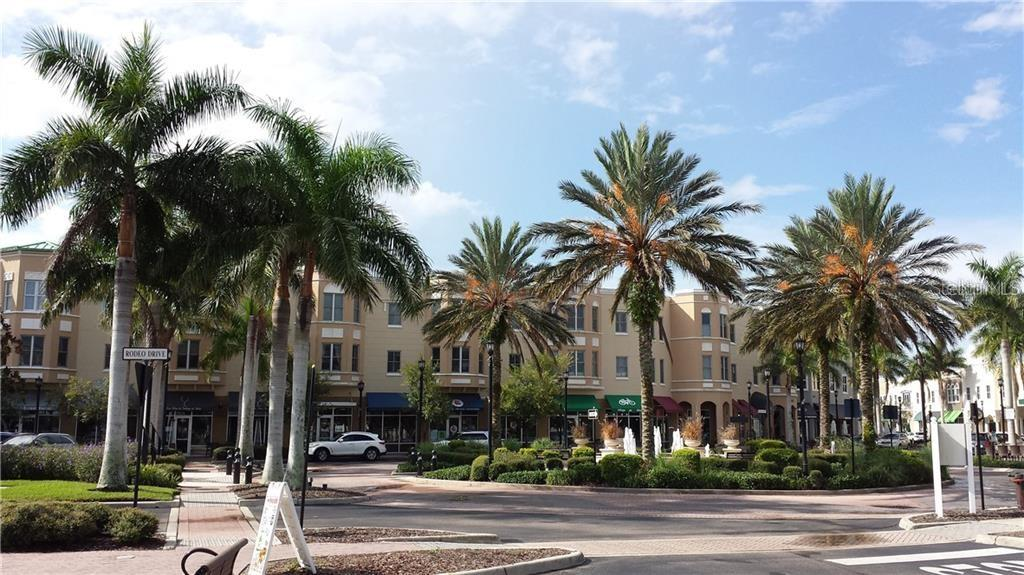 FIRST FRIDAY NIGHT FESTIVITIES MONTHLY - Condo for sale at 8111 Lakewood Main St #209, Lakewood Ranch, FL 34202 - MLS Number is A4418078