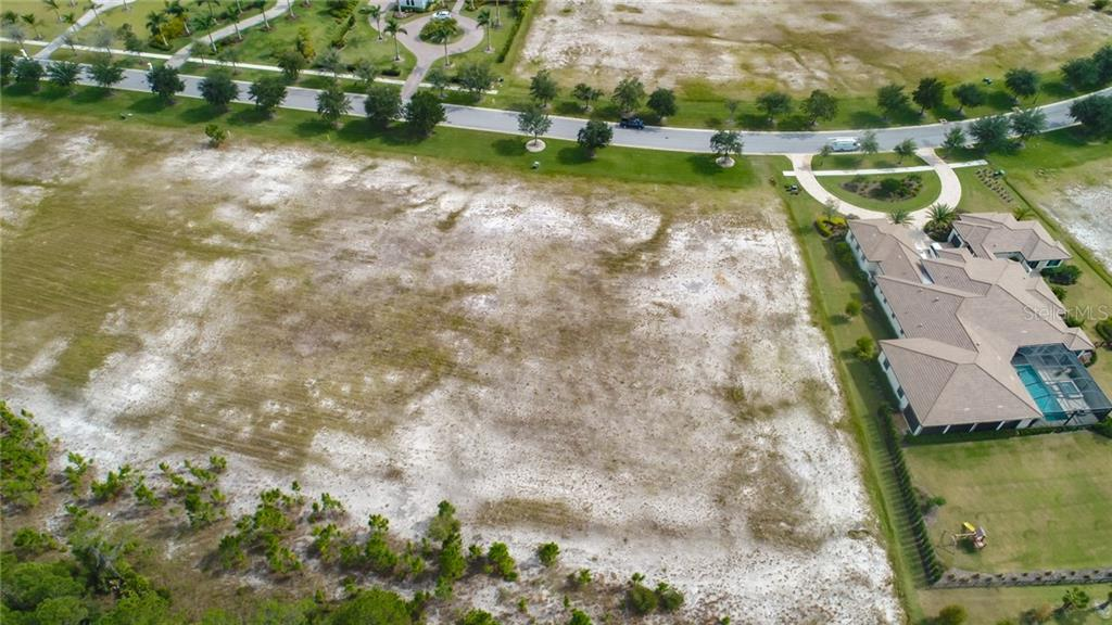 Lot located Left of home in photo - Vacant Land for sale at 8418 Broadstone Ct, Bradenton, FL 34202 - MLS Number is A4418532