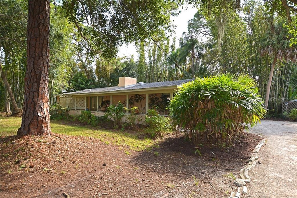 Survey - Single Family Home for sale at 1616 N Lake Shore Dr, Sarasota, FL 34231 - MLS Number is A4419648