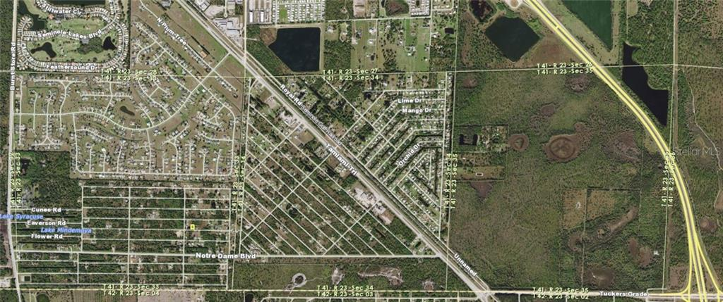 Vacant Land for sale at 26444 Eager Rd, Punta Gorda, FL 33955 - MLS Number is A4419950