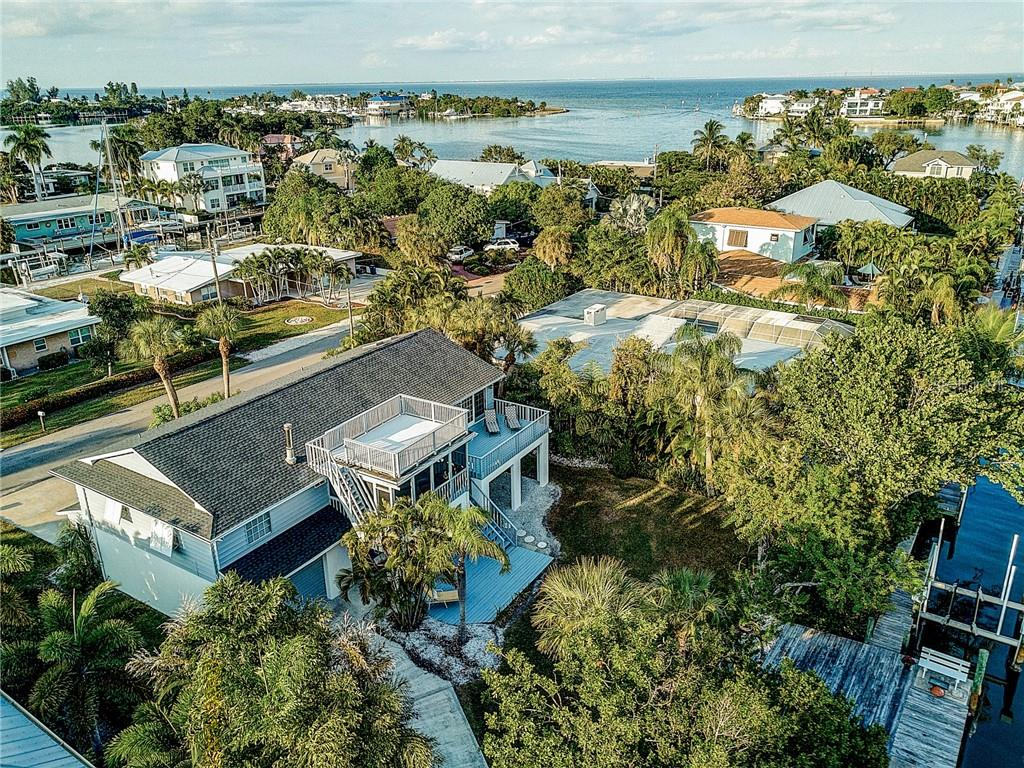 Three levels of living at its best! - Single Family Home for sale at 521 75th St, Holmes Beach, FL 34217 - MLS Number is A4420243