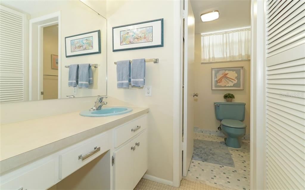 Master Bath - Condo for sale at 4370 Chatham Dr #204, Longboat Key, FL 34228 - MLS Number is A4421600