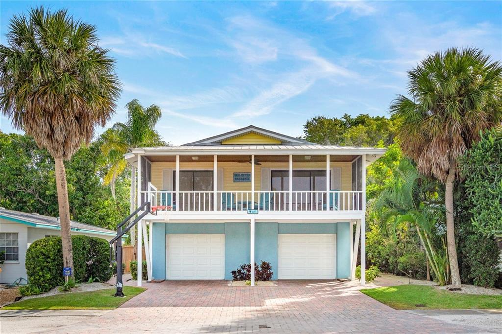 Rental Analysis - Single Family Home for sale at 107 Willow Ave, Anna Maria, FL 34216 - MLS Number is A4421946