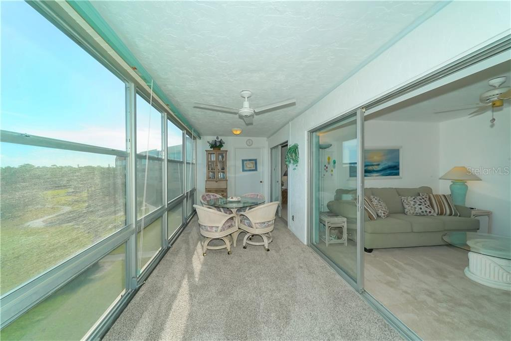 The westerly kitchen window and open kitchen allow terrific cross ventilation and socializing! - Condo for sale at 4700 Gulf Of Mexico Dr #305, Longboat Key, FL 34228 - MLS Number is A4422164