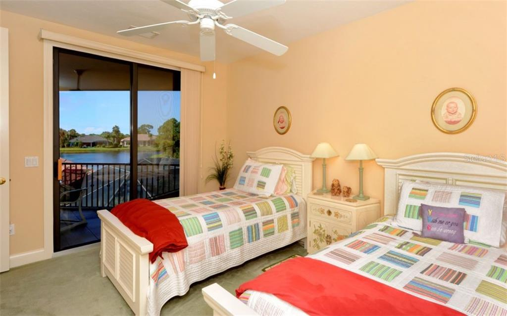 View from 4th bedroom - Single Family Home for sale at 5331 Hunt Club Way, Sarasota, FL 34238 - MLS Number is A4424337