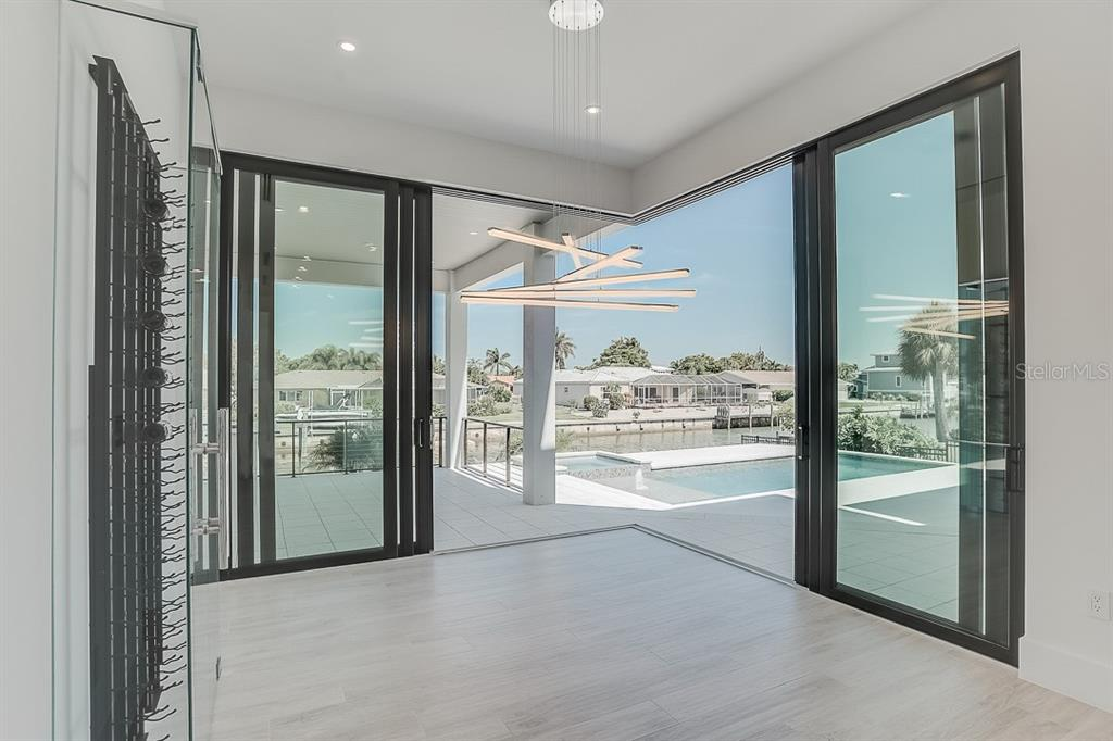 Enjoy the Island lifestyle. Located in Longboat Key, this exquisite, new construction waterfront front home is only 6 lots away from the open waters of Sarasota Bay. - Single Family Home for sale at 537 Yawl Ln, Longboat Key, FL 34228 - MLS Number is A4428503