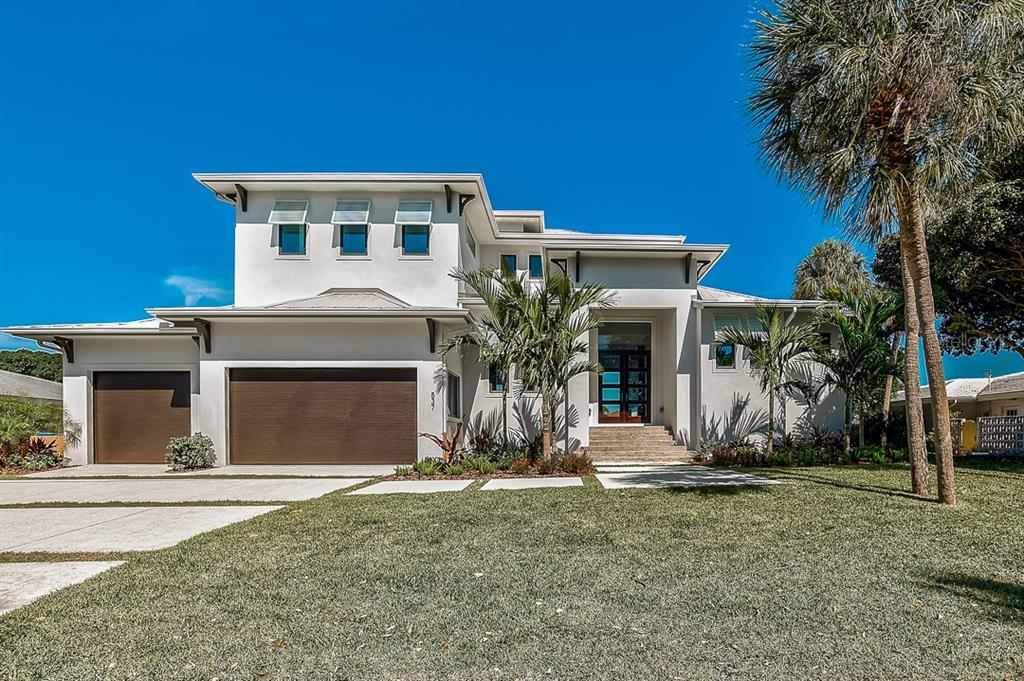 Floor Plan - Single Family Home for sale at 537 Yawl Ln, Longboat Key, FL 34228 - MLS Number is A4428503