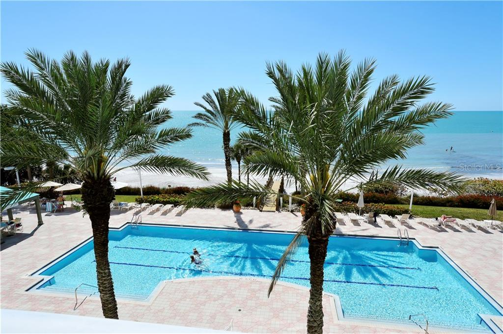 Luxury Community Pool - Condo for sale at 1800 Benjamin Franklin Dr #b309, Sarasota, FL 34236 - MLS Number is A4430464