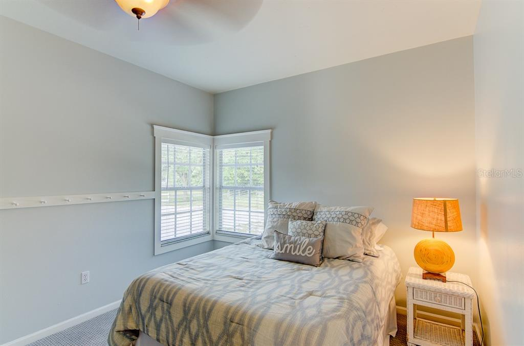 Family and friends will enjoy their private guest room - Single Family Home for sale at 7945 Palmer Blvd, Sarasota, FL 34240 - MLS Number is A4431318