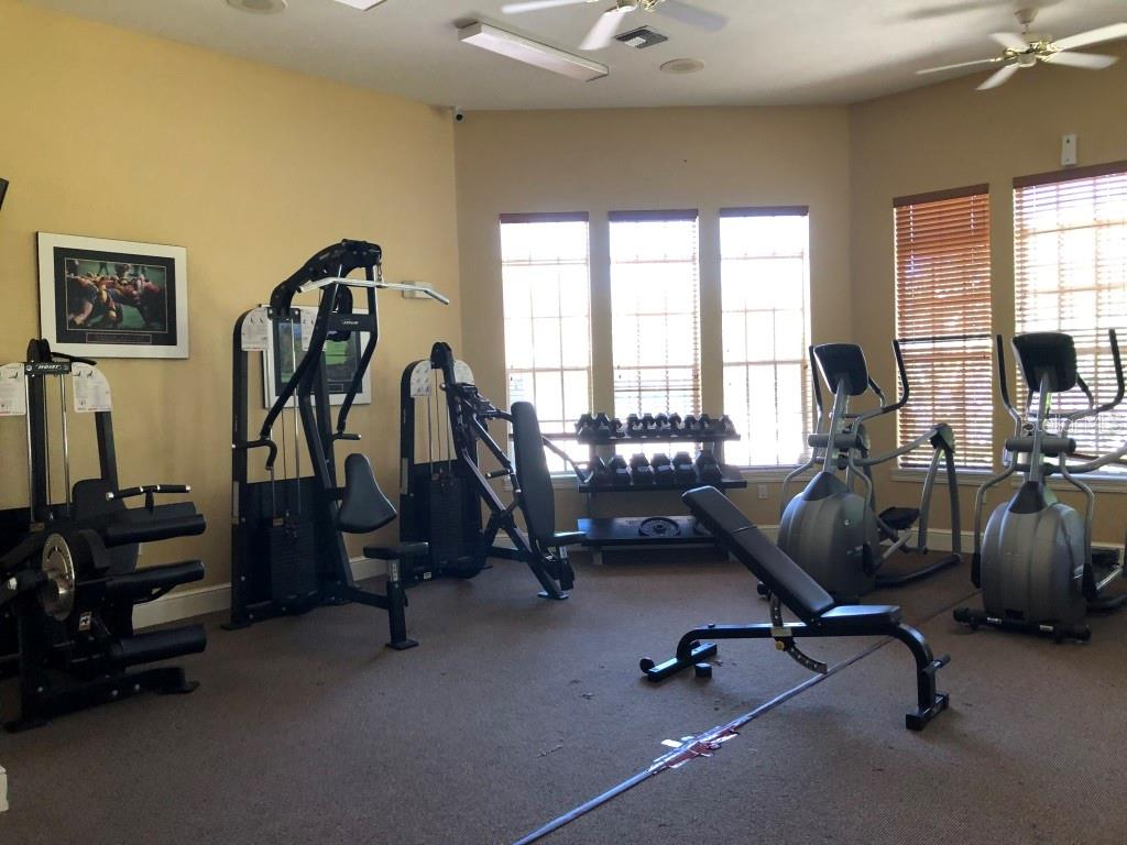 Village at Townpark Fitness Facility - Condo for sale at 8923 Manor Loop #106, Lakewood Ranch, FL 34202 - MLS Number is A4434002