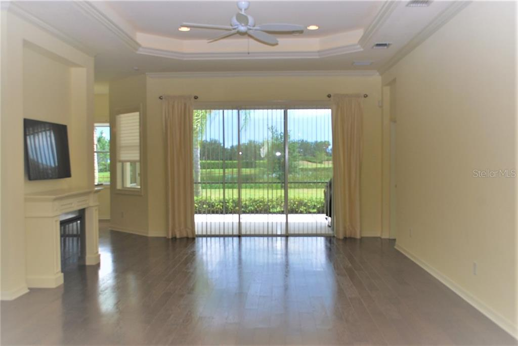 Great Room - Single Family Home for sale at 4617 Claremont Park Dr, Bradenton, FL 34211 - MLS Number is A4437040