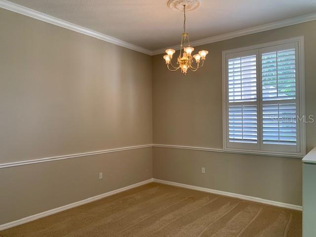 Dining Room - Single Family Home for sale at 2709 112th Pl E, Parrish, FL 34219 - MLS Number is A4437082