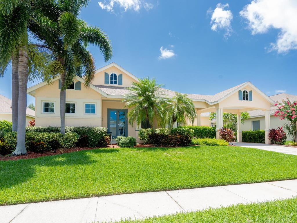 Floor Plan - Single Family Home for sale at 4616 Blue Marlin Dr, Bradenton, FL 34208 - MLS Number is A4438643
