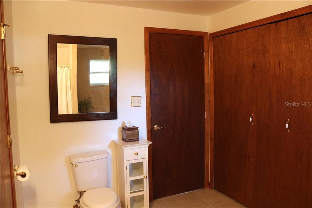 Master commode and very large closet. It has laundry hook ups for alternate location. - Single Family Home for sale at 2220 Pine Ter, Sarasota, FL 34231 - MLS Number is A4440562
