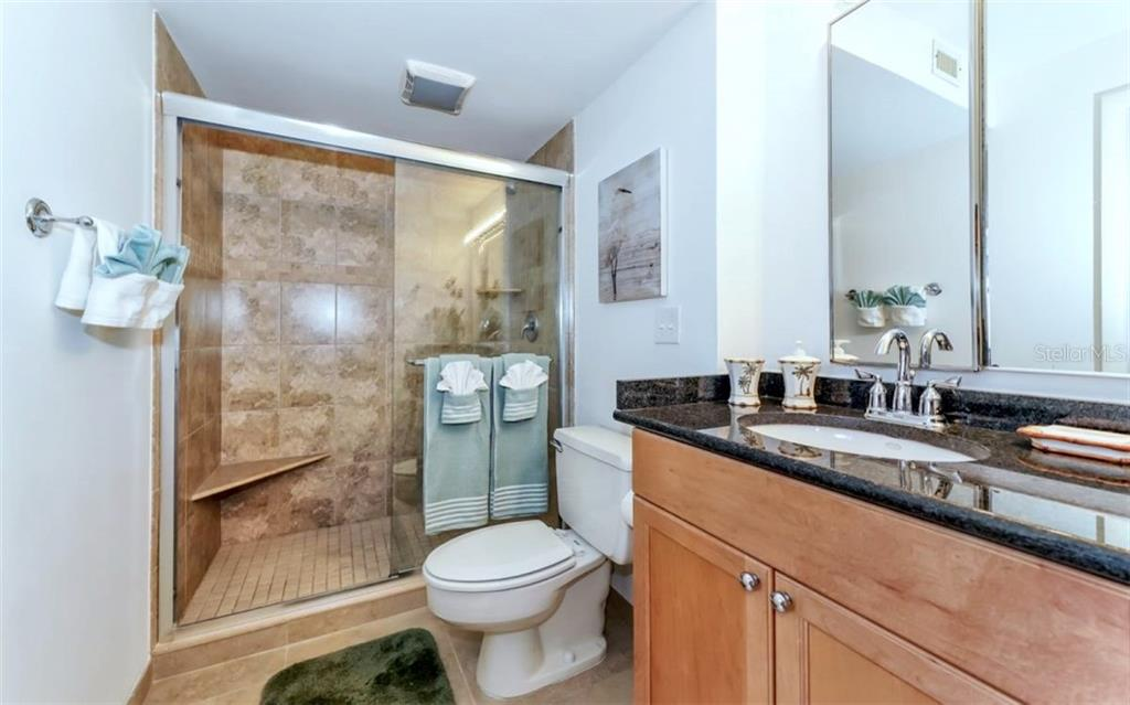 Master Bath - Condo for sale at 5855 Midnight Pass Rd #429, Sarasota, FL 34242 - MLS Number is A4446942