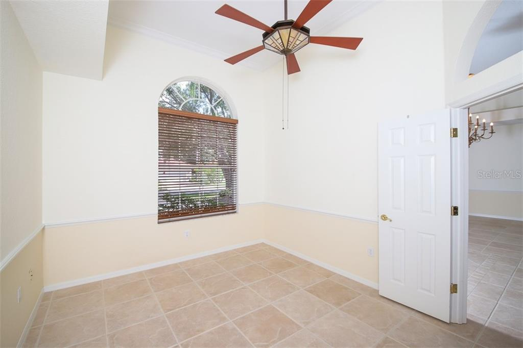 Third bedroom - Single Family Home for sale at 6620 Hunter Combe Xing, University Park, FL 34201 - MLS Number is A4450282