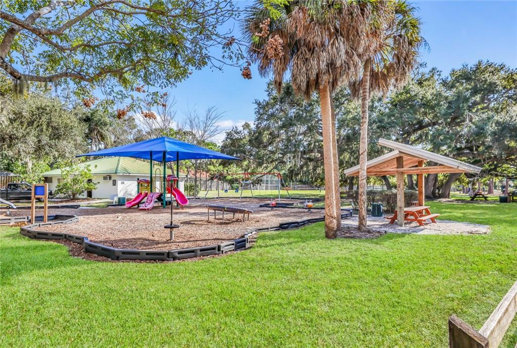 Charming Red Rock Park just a 5 minute walk around the corner! - Single Family Home for sale at 1762 Fortuna St, Sarasota, FL 34239 - MLS Number is A4450305