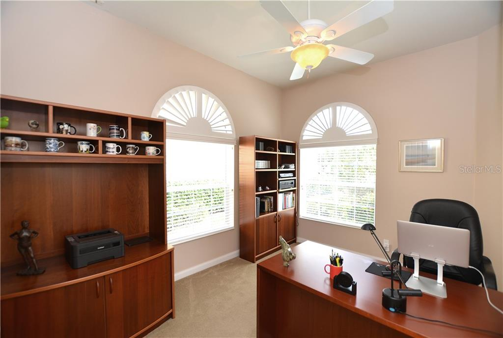 Den/Office - Single Family Home for sale at 5799 Benevento Dr, Sarasota, FL 34238 - MLS Number is A4450677