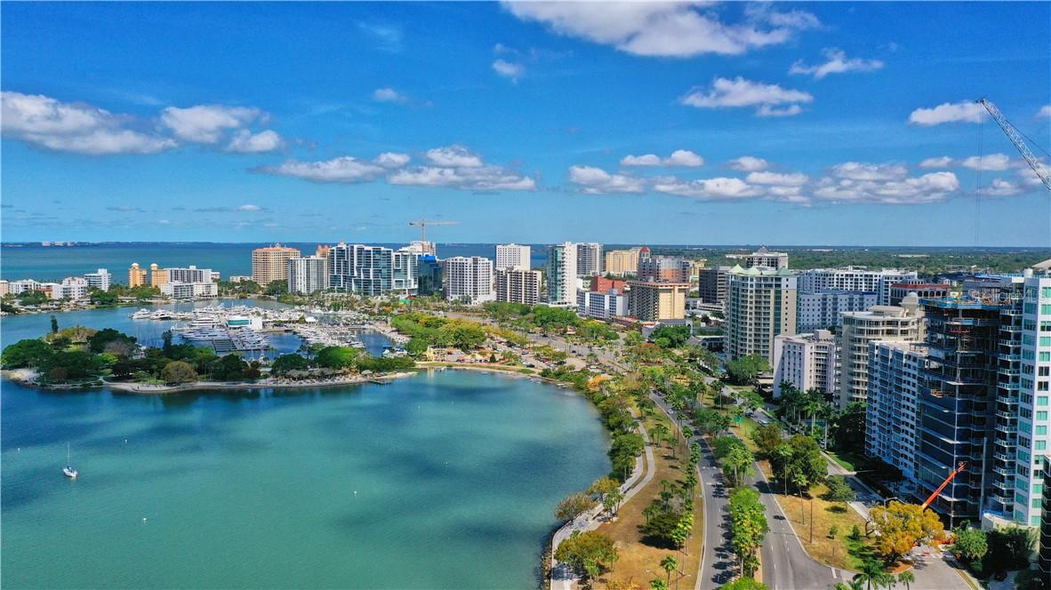 Start and end each day with crystal waters and dramatic skies. - Condo for sale at 605 S Gulfstream Ave #15, Sarasota, FL 34236 - MLS Number is A4453705