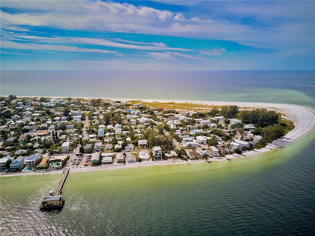 Within walking distance to Bean Point of Anna Maria Island - Single Family Home for sale at 867 N Shore Dr, Anna Maria, FL 34216 - MLS Number is A4454292