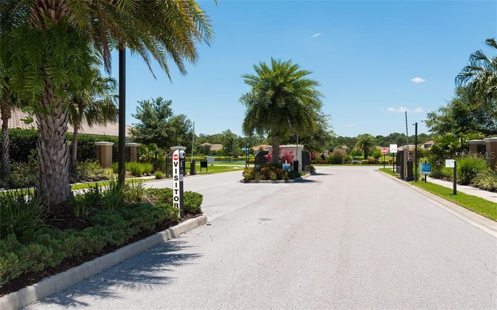 Wildgrass is a gated entry community - Single Family Home for sale at 8260 Larkspur Cir, Sarasota, FL 34241 - MLS Number is A4455087