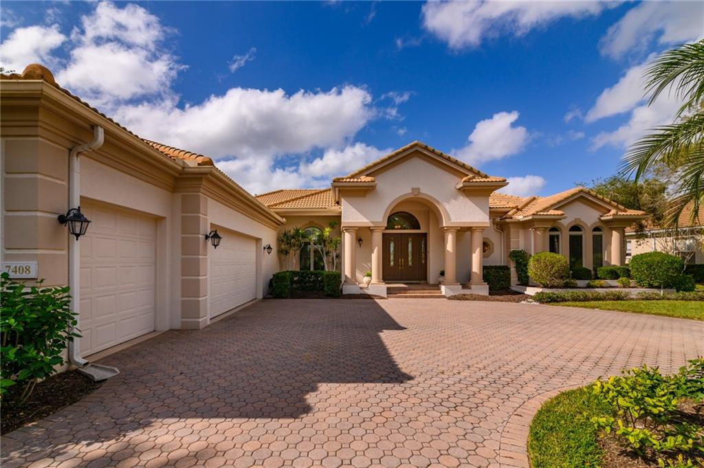 Single Family Home for sale at 7408 Mayfair Ct, University Park, FL 34201 - MLS Number is A4456499
