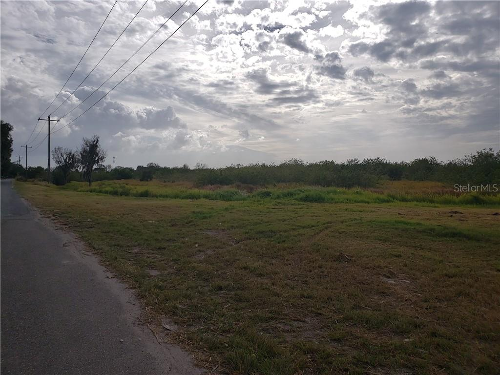 North Eastern Part of the Property near 24th Ave E - Vacant Land for sale at 2835 22nd Avenue Cir E, Palmetto, FL 34221 - MLS Number is A4457981