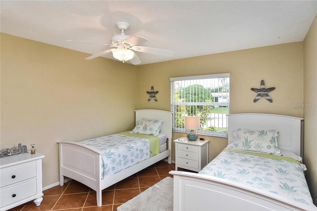 Bedroom 3 - Single Family Home for sale at 1758 Croton Dr, Venice, FL 34293 - MLS Number is A4459877