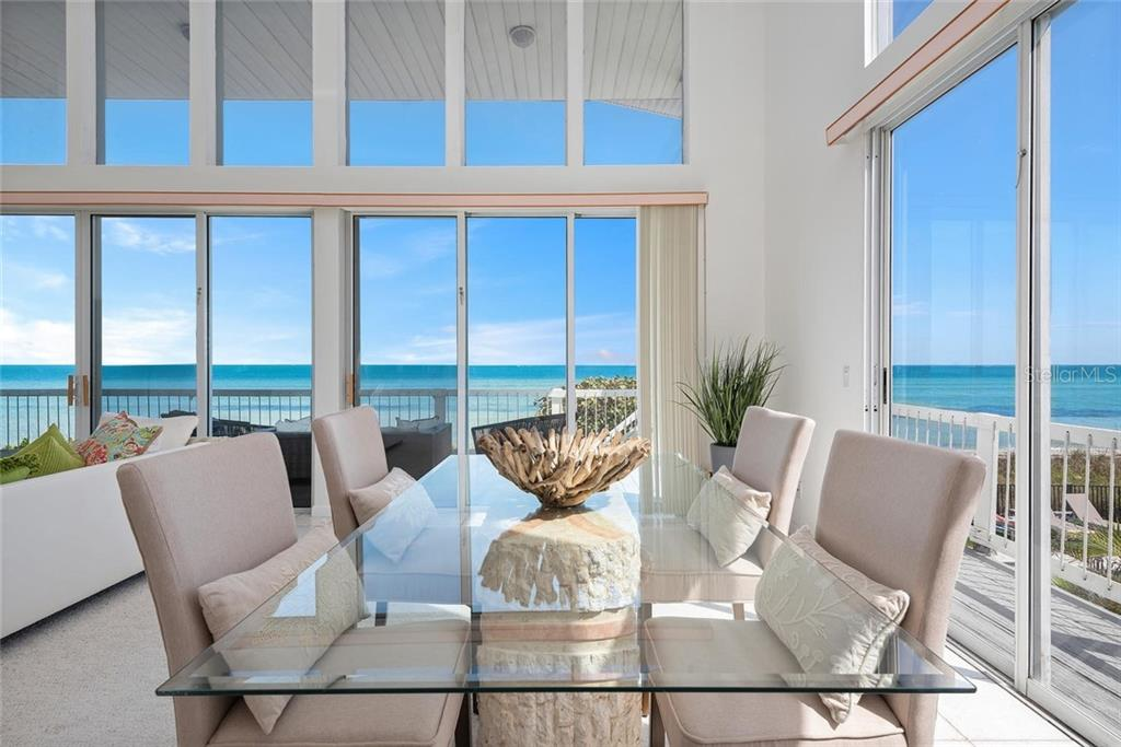 Floor to ceiling window walls - Single Family Home for sale at 710 S Bay Blvd, Anna Maria, FL 34216 - MLS Number is A4461640